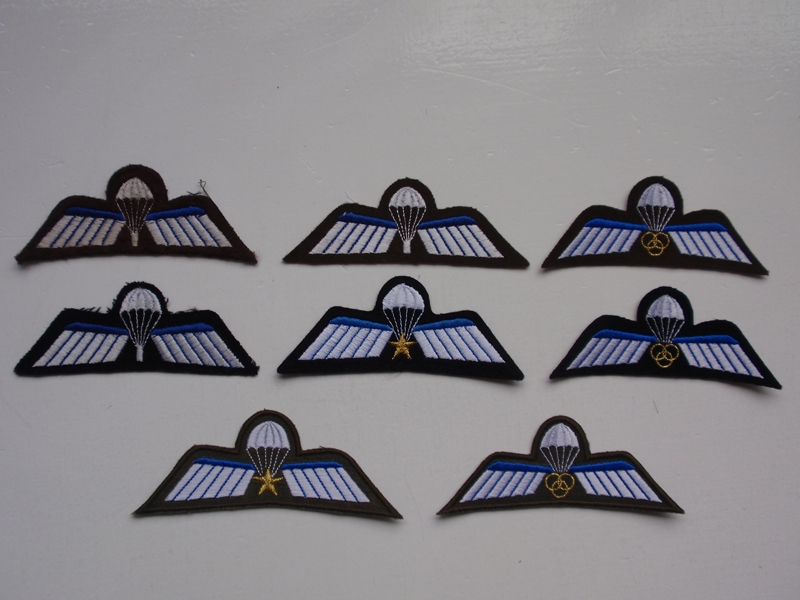 Parawings – Defensie Uniform Prive Museum