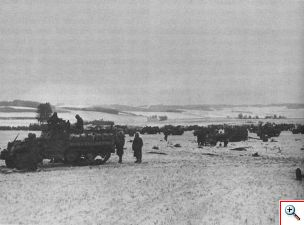 m_11th armored division on the outskirts of bastogne
