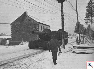 m_8 inch howitzer near manhay