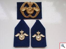 m_regiment aan- en afvoer troepen