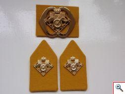 m_regiment bevoorradings en transporttroepen