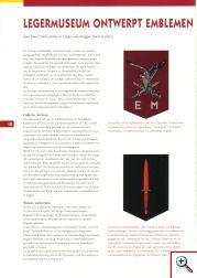 nieuwe emblemen voor kl 1