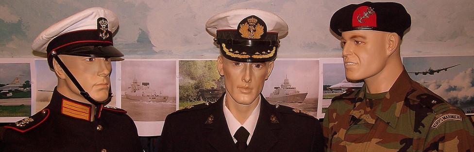 Marine uniformen